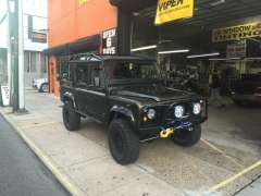 1995 Landrover Defender fully customized