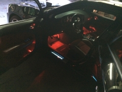 2013 SRT8 Charger custom lighting