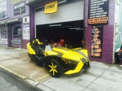 2015 Polaris Sling shot customized