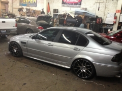 BMW 328i fully customized