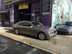 BMW 750 sound system