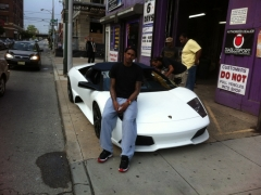 Lamborghini Murciélago Sixers Lou Williams
