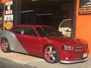 661 Horse Powered Srt8 Charger Punisher Edition