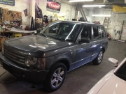Range Rover HSE Customized