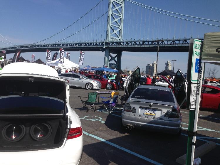 High End Car Shelters : Auto show photos high end car stereos alarms