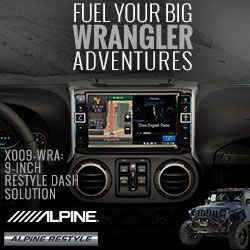 Jeep 9 alpine