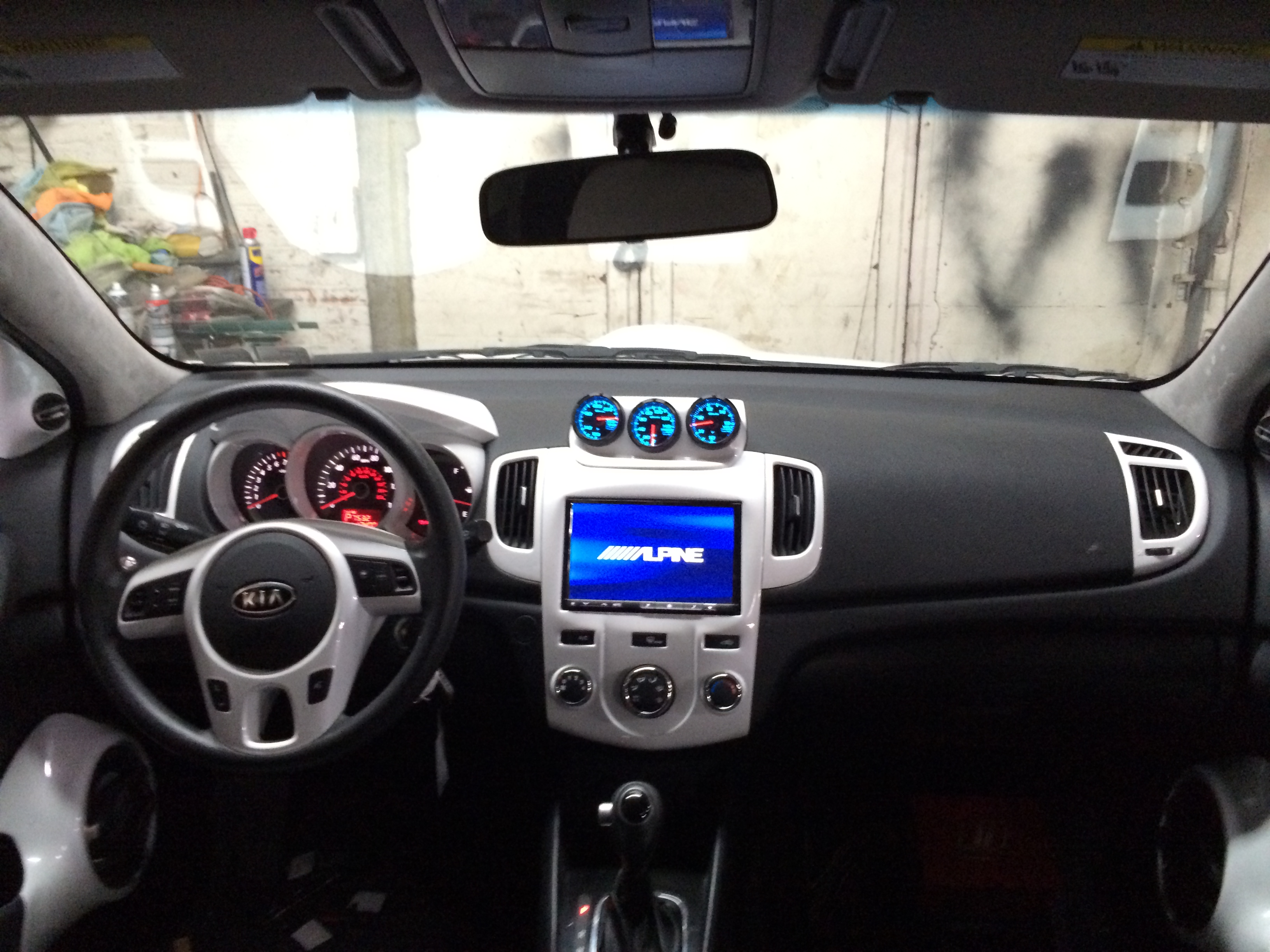 2012 Kia Forte Completely Modified High End Car Stereos