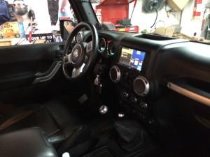 jeep radio