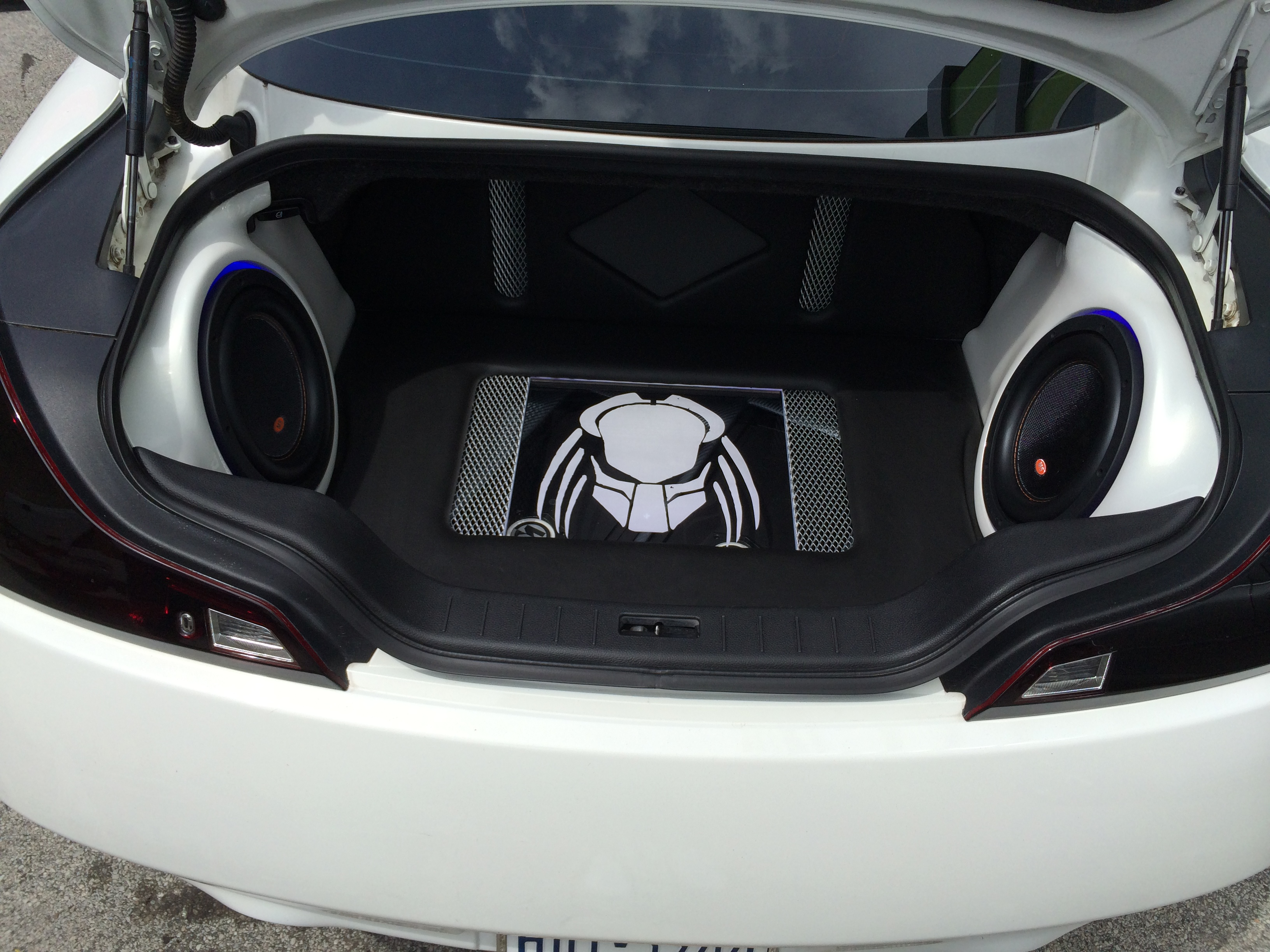 2010 G37 Coupe Customized High End Car Stereos Amp Alarms