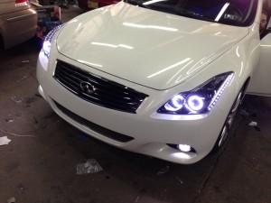 g37 front lights