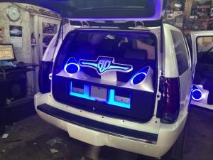 trunk lighting