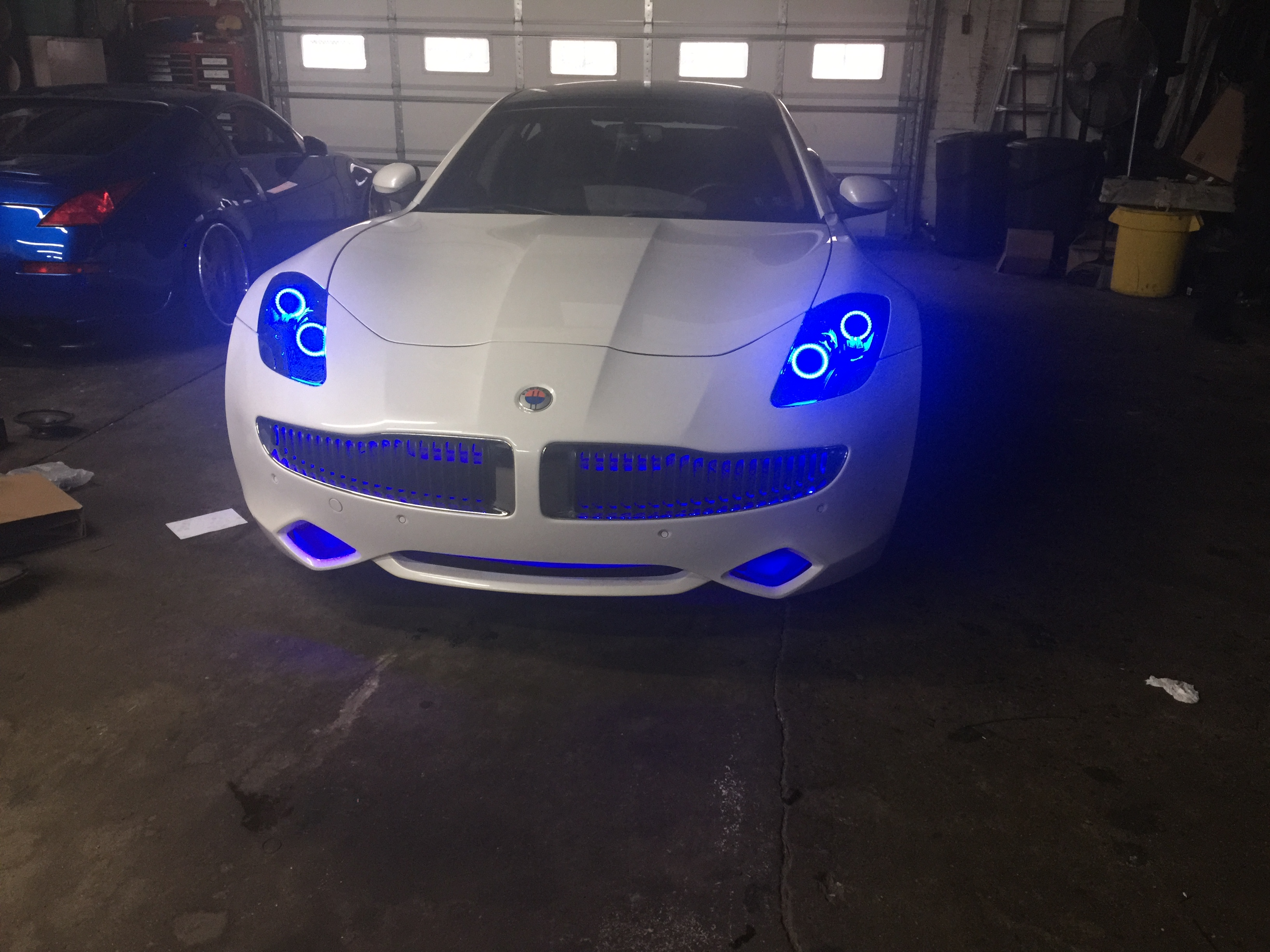 2018 Slingshot >> Fisker Karma customized in Philadelphia – High End Car Stereos & Alarms