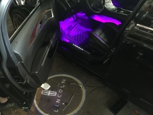 2014 Lincoln MKZ custom lighting in Philadelphia – High ...