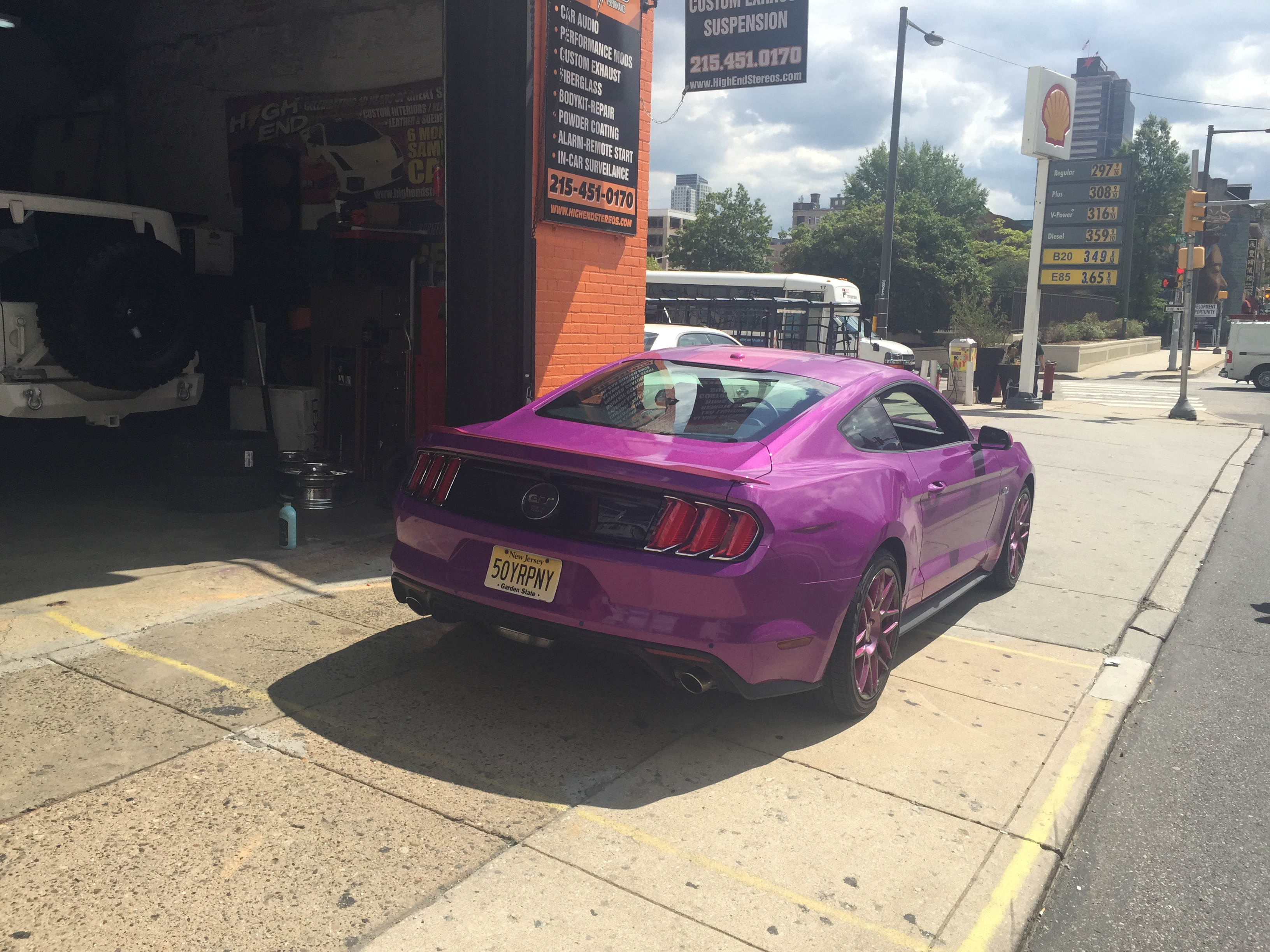 Hot 2015 Mustang Hooked Up In Philadelphia High End Car Stereos Remote Starter Brought To You By Highend Stereo
