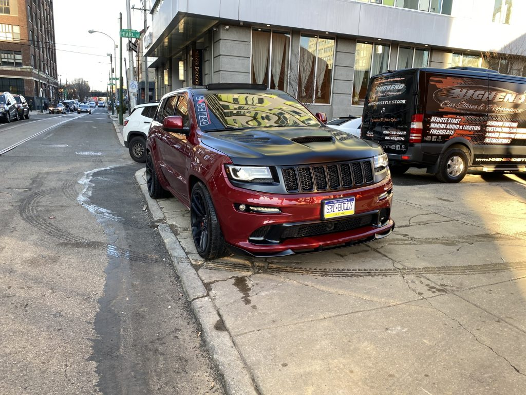 2015 Jeep Cherokee Srt Modified In Philadelphia High End Car Stereos Alarms